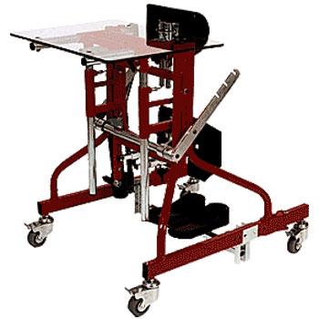 Engineering Granstand III Modular Standing System