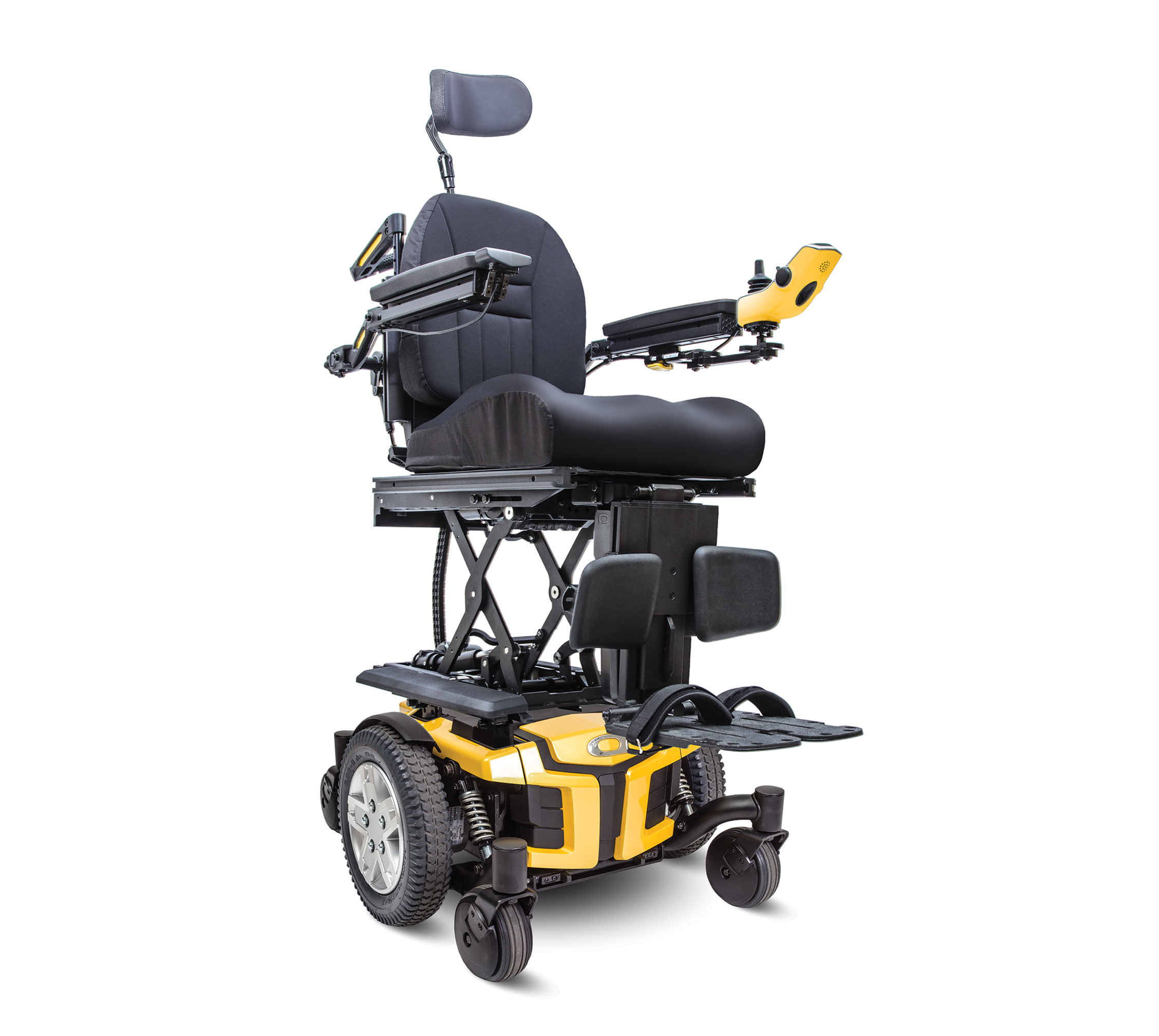 Quantum 6 Heavy Duty Power Wheelchair